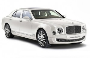 Bentley birkin mulsanne 2014