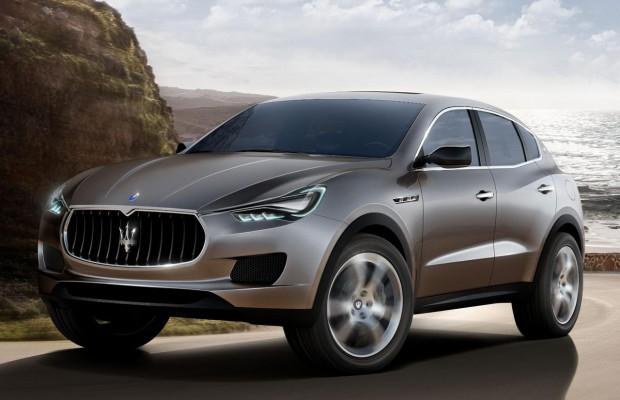 Maserati-Kubang