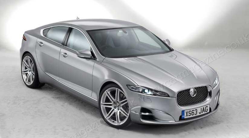 Jaguar X760 Med Sikte P 229 Bmw 3 Serien Bilkoll Se