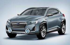 Subaru Viziv Concept 2