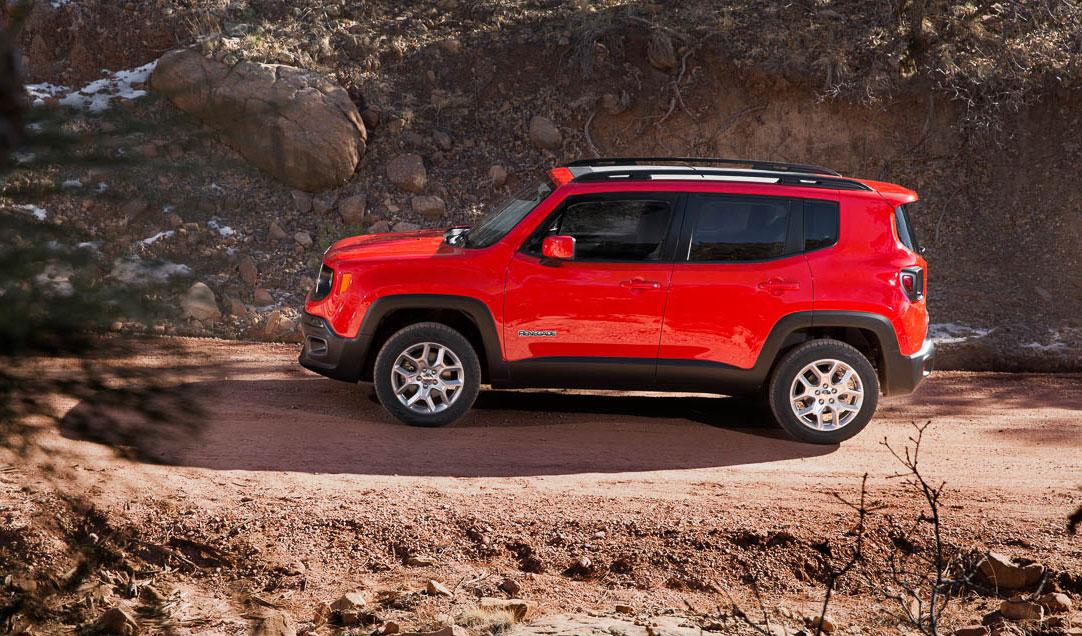 Lilla Jeep Renegade 2015 Bilkoll Se