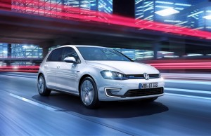 VW Golf GTE 2014