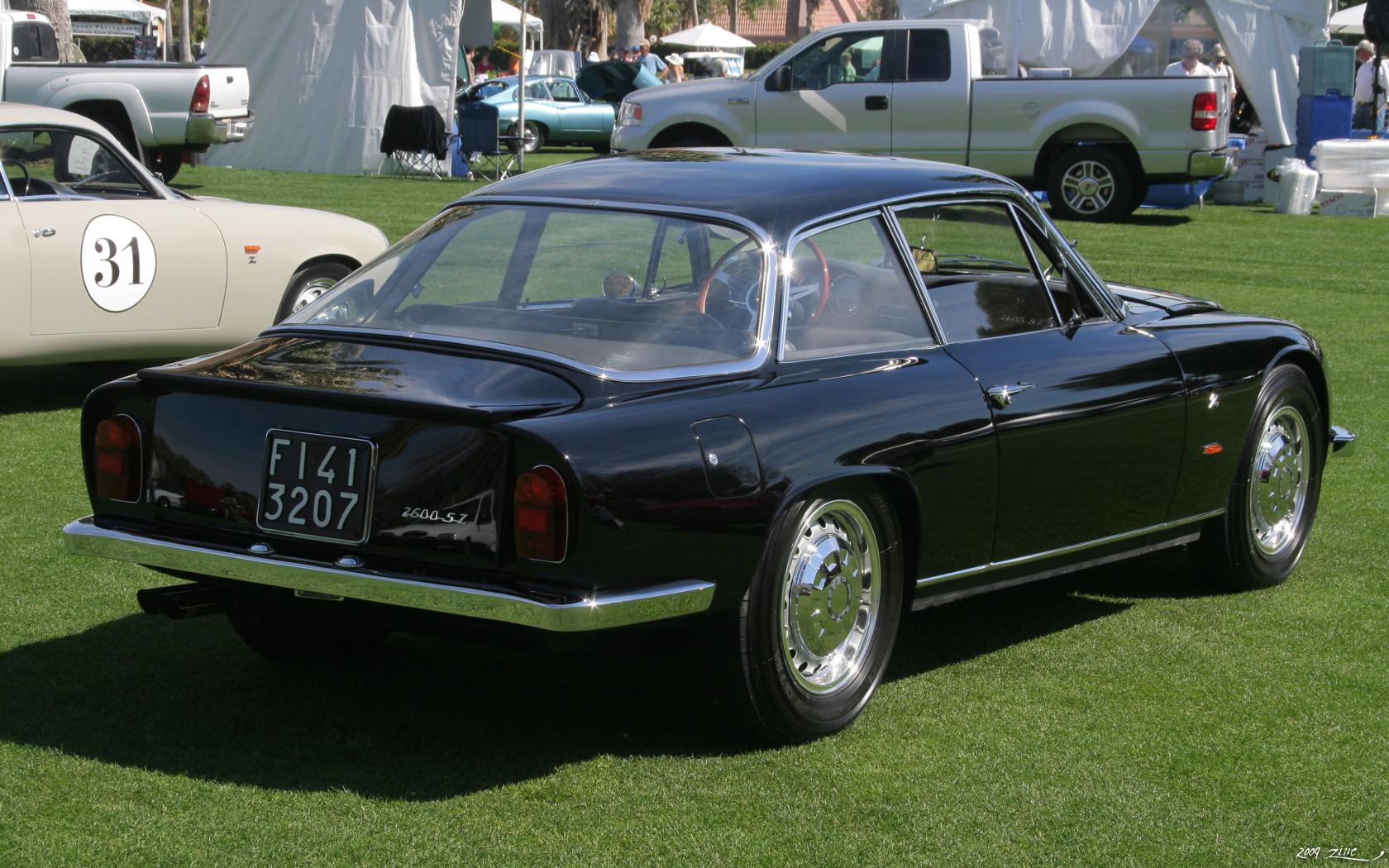 2600 Sprint Zagato 1966