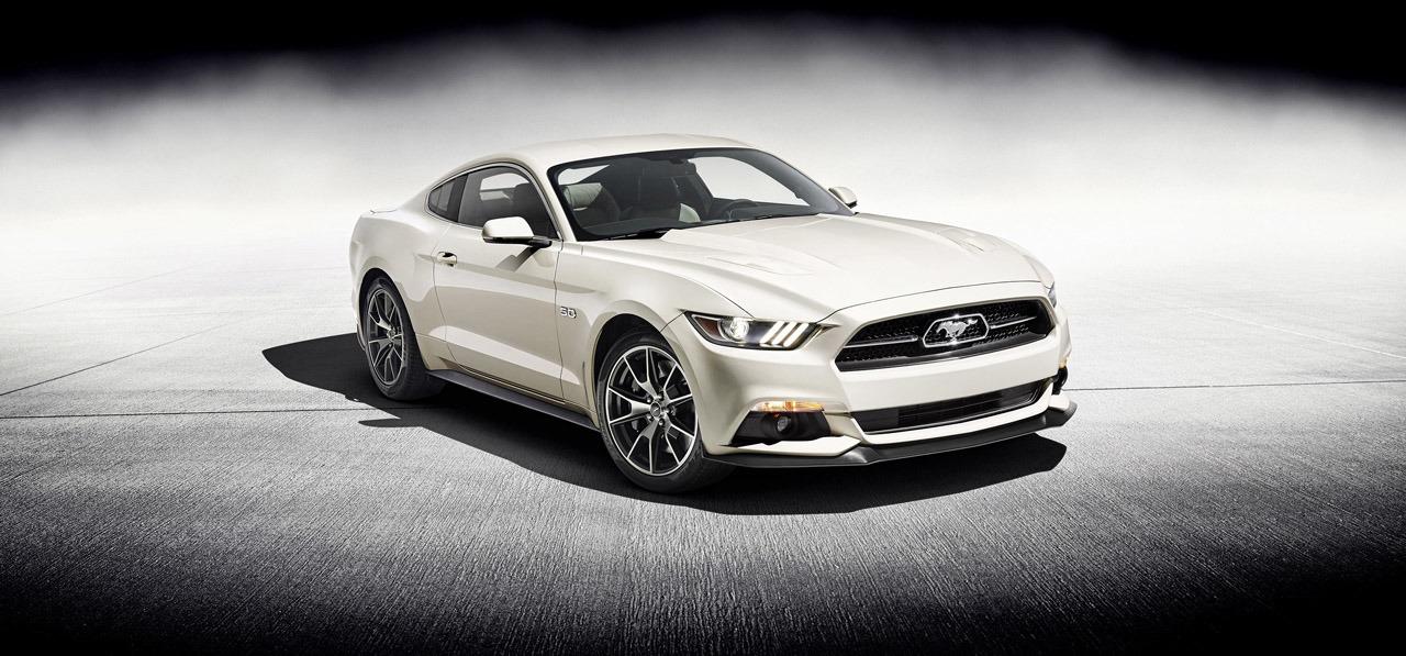 Mustang 50 år