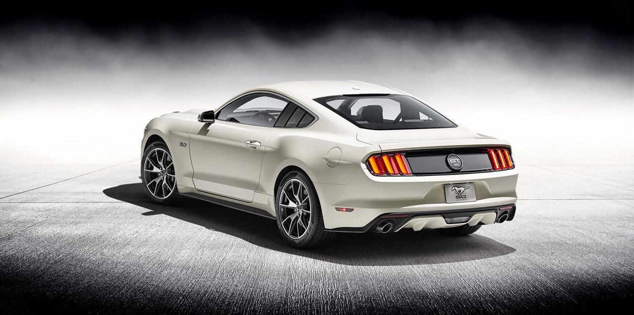 Ford Mustang 50 år