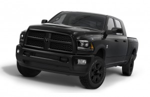 ram heavy duty black