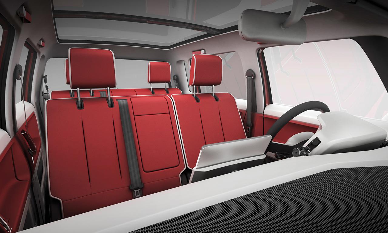 Volkswagen Concept Bulli