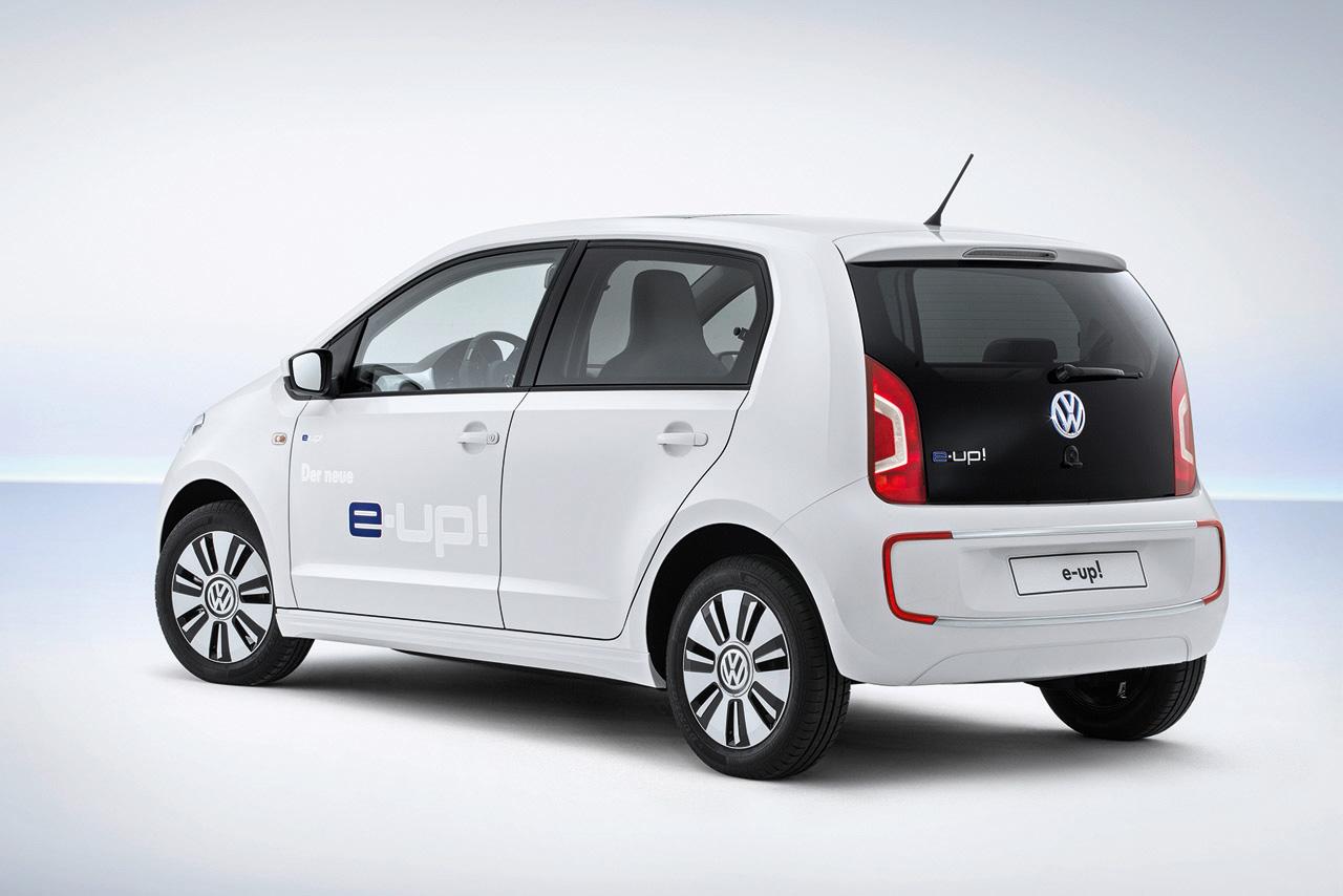 Volkswagen E Up Provk 246 Rd Bilkoll Se