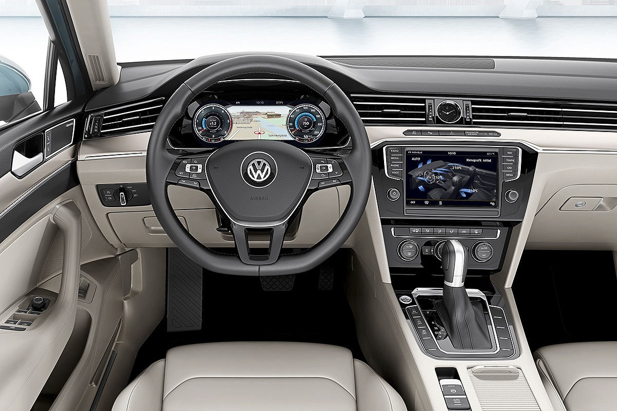 volkswagen passat 2015. Black Bedroom Furniture Sets. Home Design Ideas