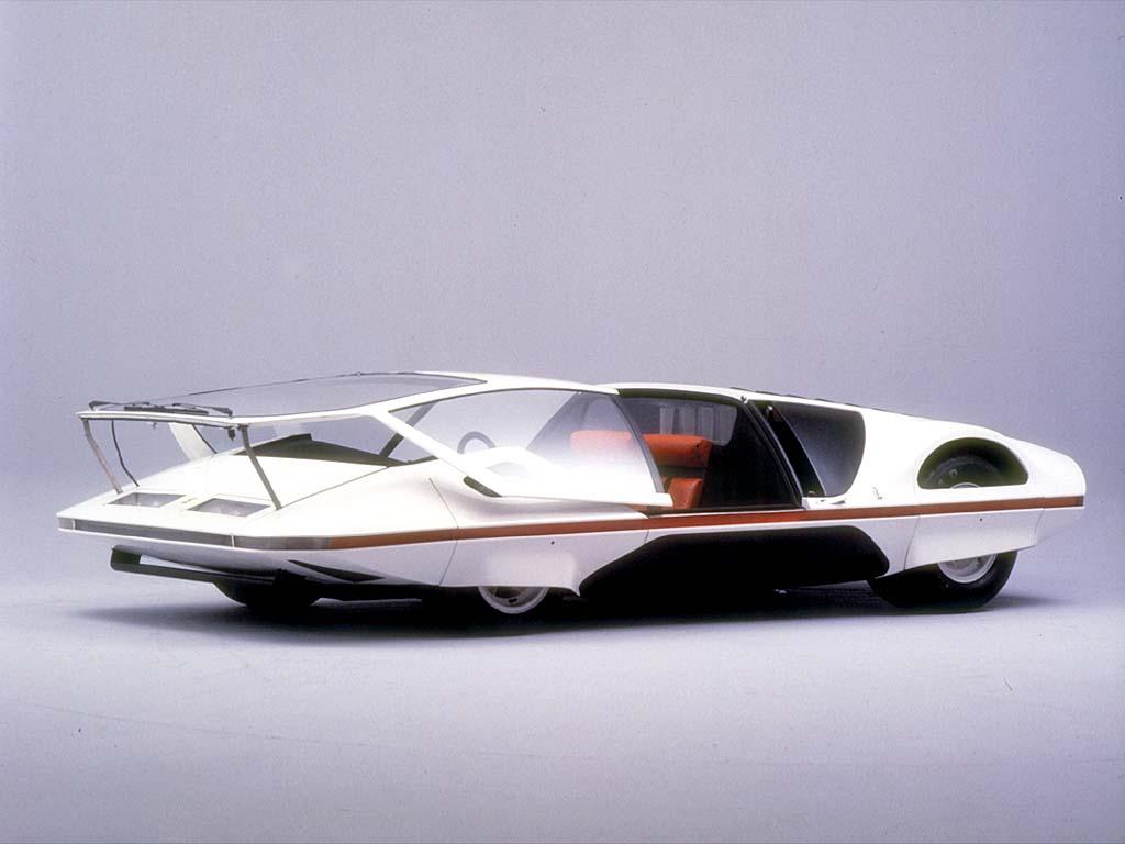 ferrari modulo concept 1970