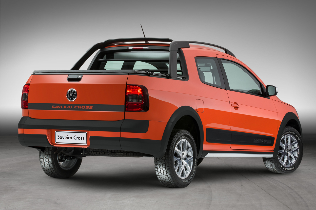 vw saveiro cross