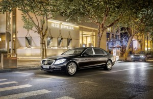 S-Klasse, S 600 Maybach