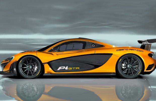 McLaren P1 GTR1