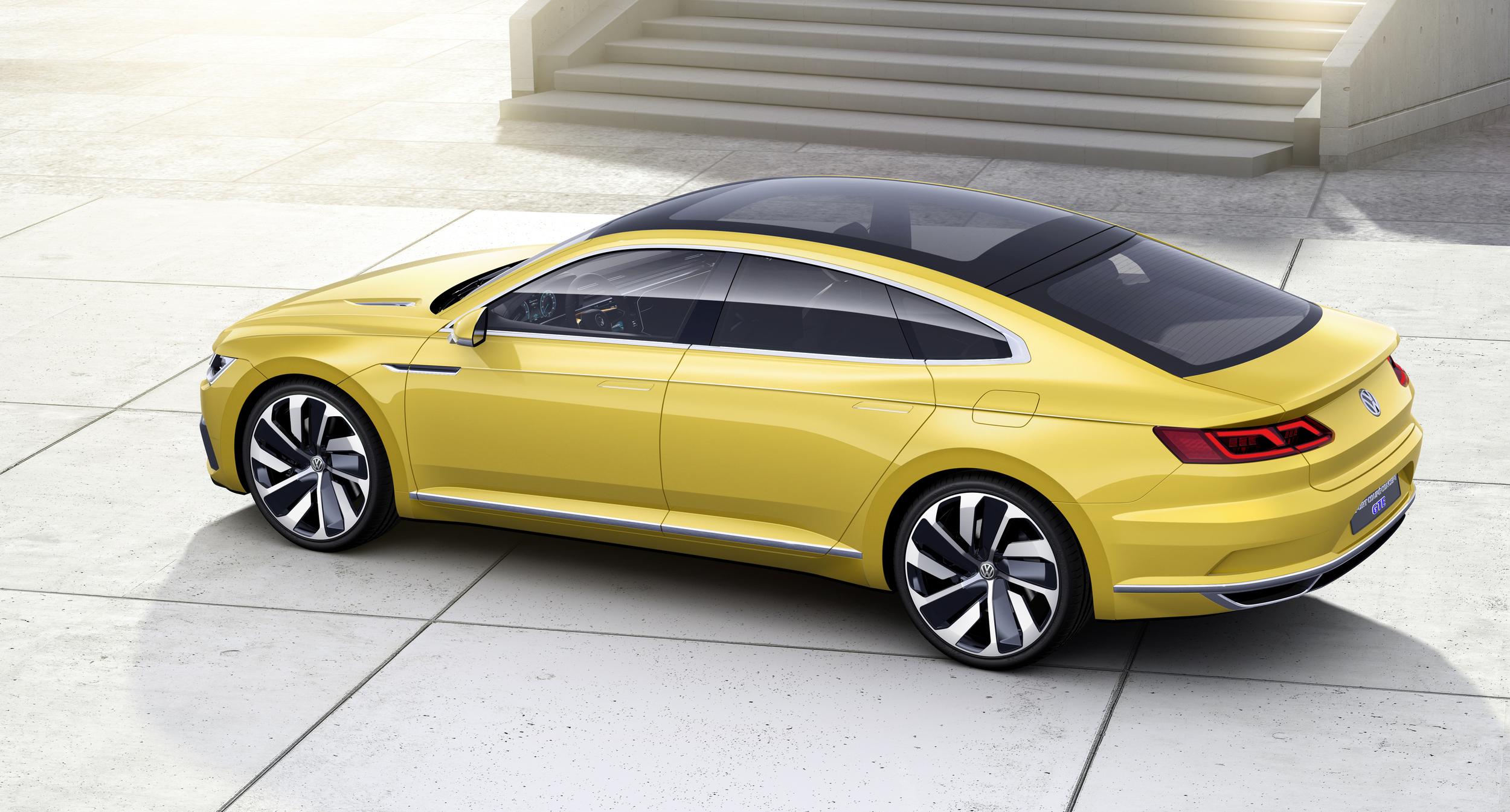 Volkswagen Sport Coup 233 Concept Gte Bilkoll Se
