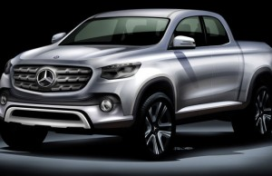 Mercedes-Benz GLT rendering