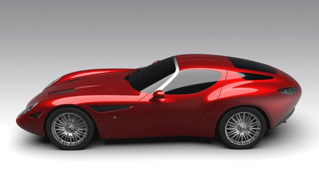 Zagato Mostro Concept för Maserati