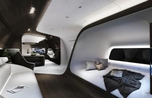 Mercedes-Benz Style Jet Interior