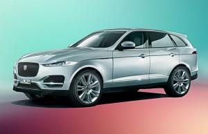 Jaguar J-Pace enligt Autobild