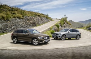 Mercedes-Benz GLC 2016 Valmet