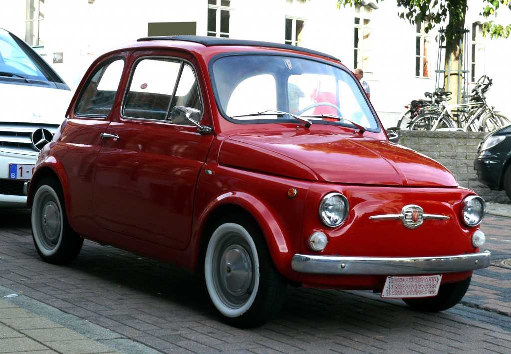 Fiat Nuovo 500