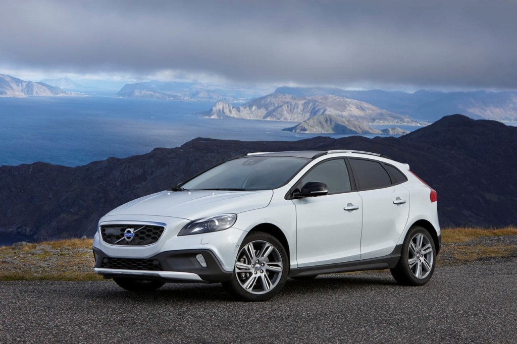 Volvo V40 Cross Country 2015