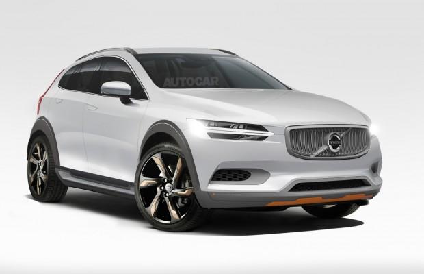 Volvo Xc40 Kommer 2018 Bilkoll Se