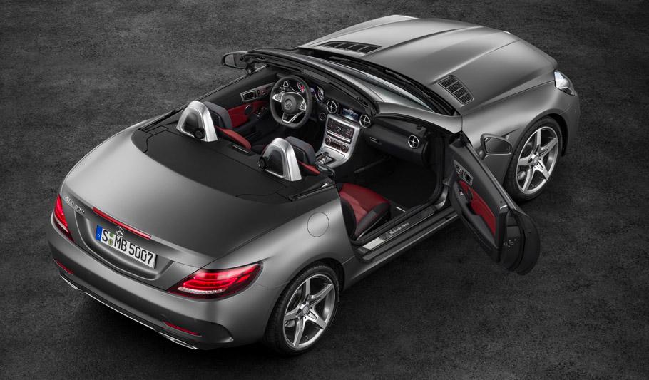 Mercedes-SLC