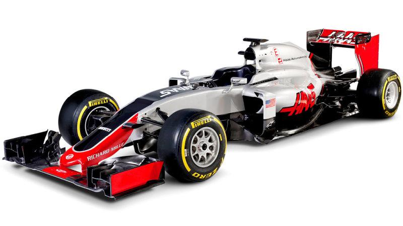 Haas F1 2016