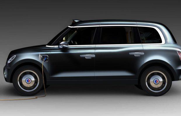 Elektrisk London Black Cab Fr 229 N Geely Bilkoll Se