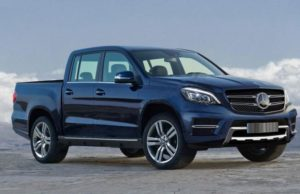 mercedes glt pickup