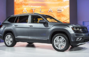 VW Atlas 2018