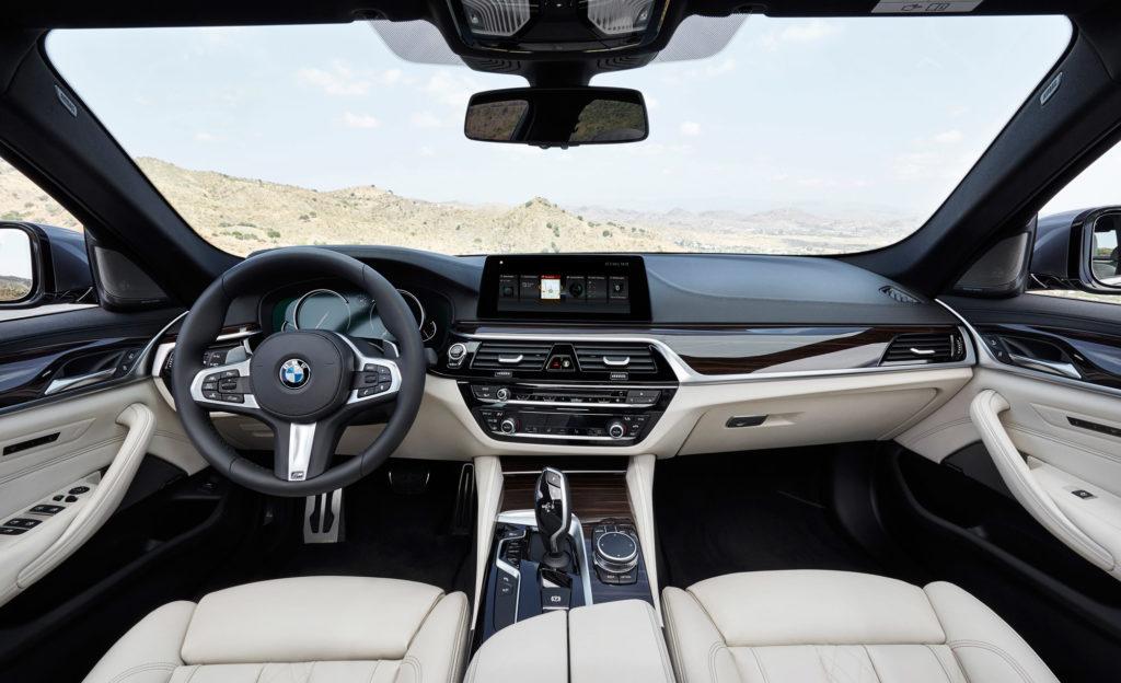 BMW 5-serie G30 2017 M Sport