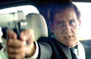 Clive Owen i The Escape