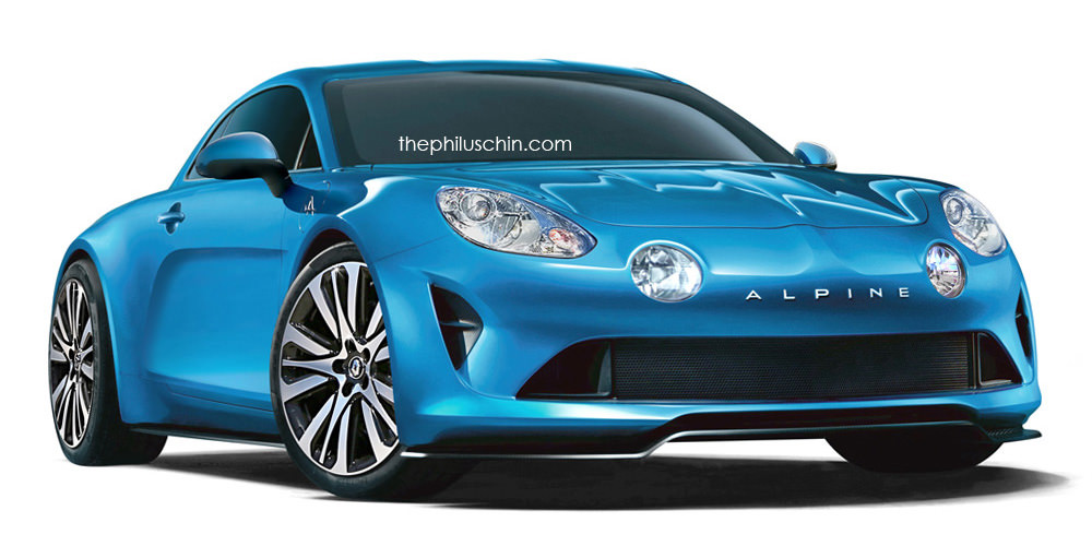 Alpine Sport AS1 render