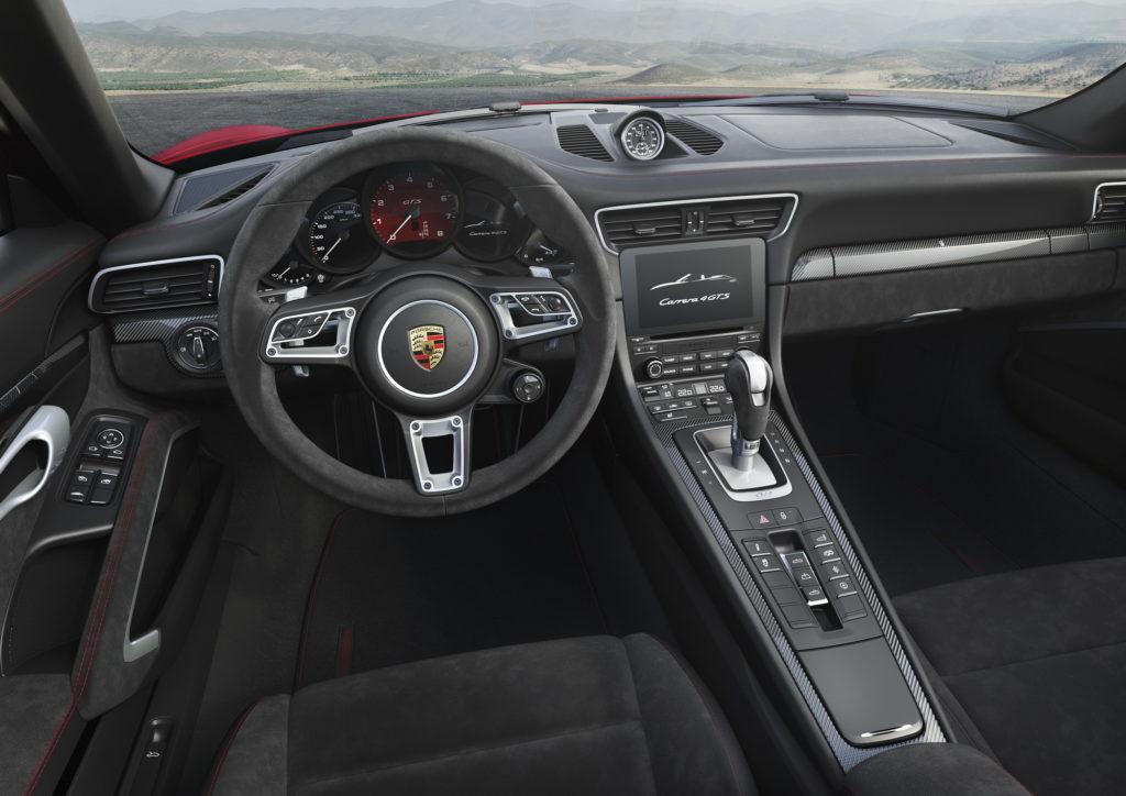 911 GTS - Carrera 4 Cab