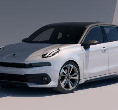 lynk bilpool med modell 03 (koncept)