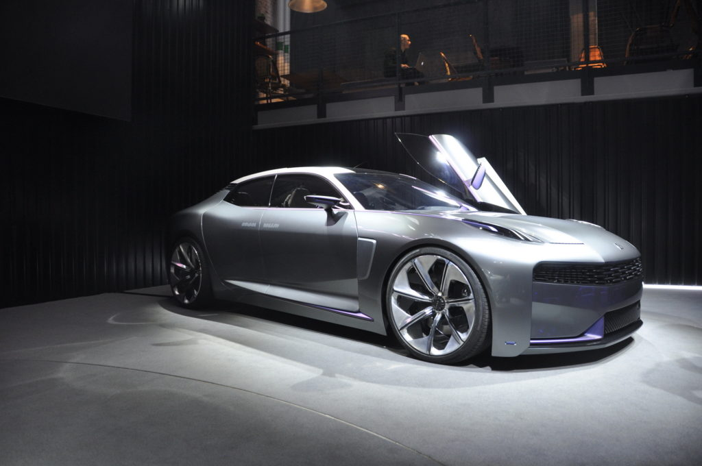 Lynk & Co modell 02 concept
