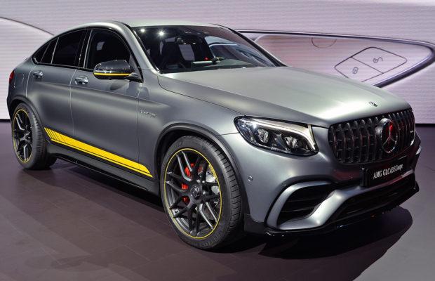 Mercedes Amg Glc63 228 R Shockfull Med Pulver Bilkoll Se