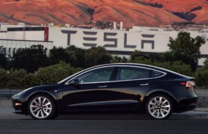 First Tesla Model 3