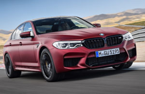 BMW M5 2018