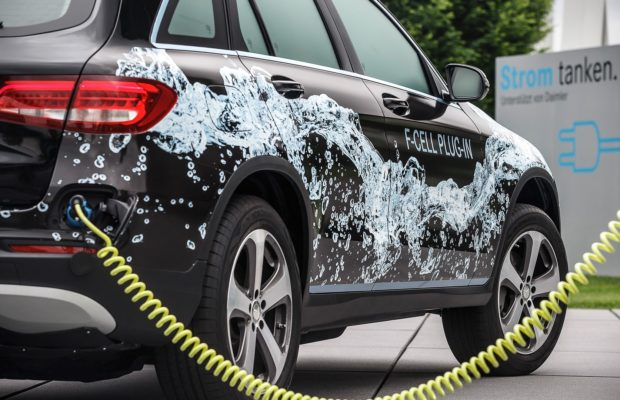 mb glc f-cell plug-in proto