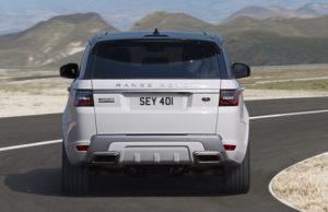 range rover sport p400e hybrid 2018