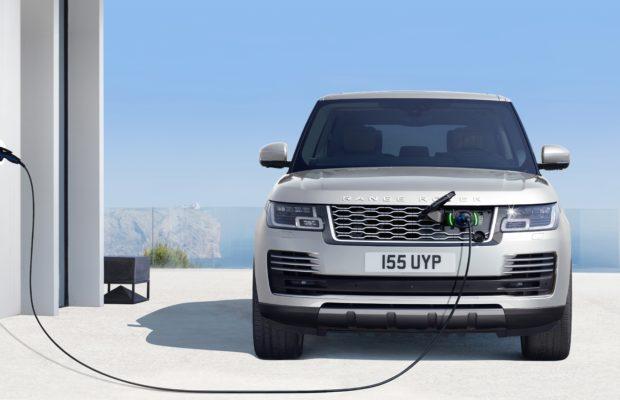 Range Rover Sport Hybrid p400e