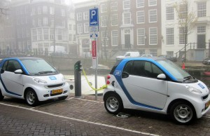 Car2Go i Amsterdam