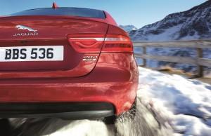 Jaguar XE 4wd