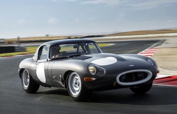 jaguar continuation lightweight e-type